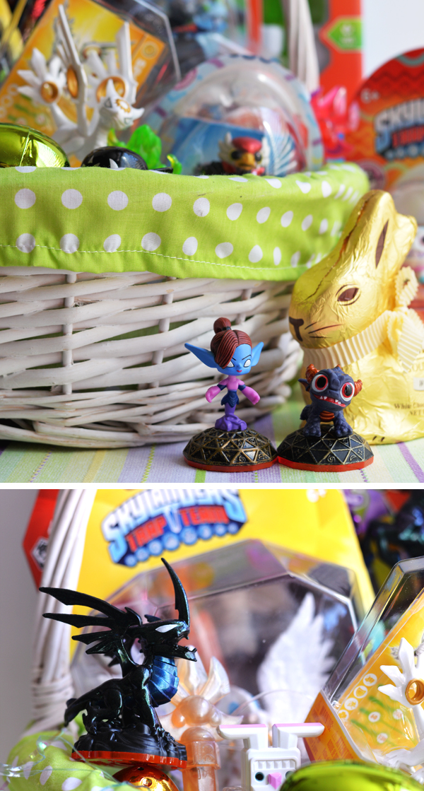 Skylanders Fan Trap Team Easter Basket Idea (4)