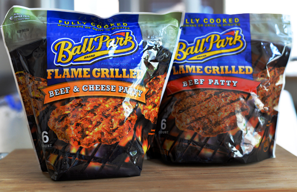 BallPark Flame Grilled Beef Cheese Patty Fully Cooked (2)