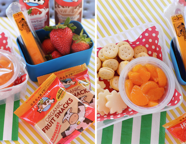 Horizon Park Snack Ideas Lunchbox Bento Kids