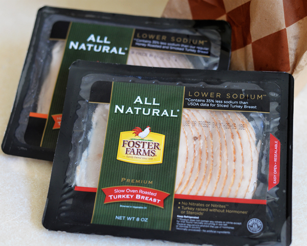 Foster Farms All Natural Turkey Breast