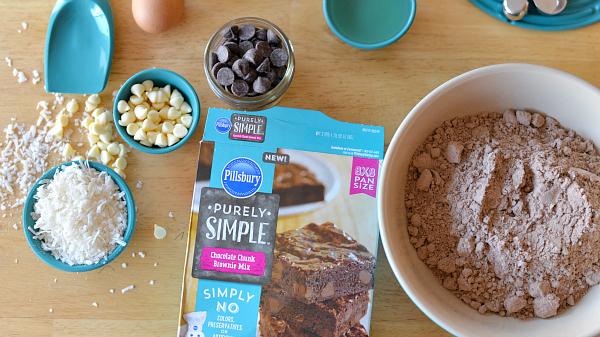 pillsbury simply brownies