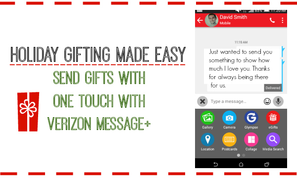 verizon messages gifting