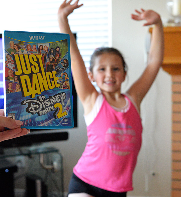 Just Dance Disney Party 2 Dancer Video Game