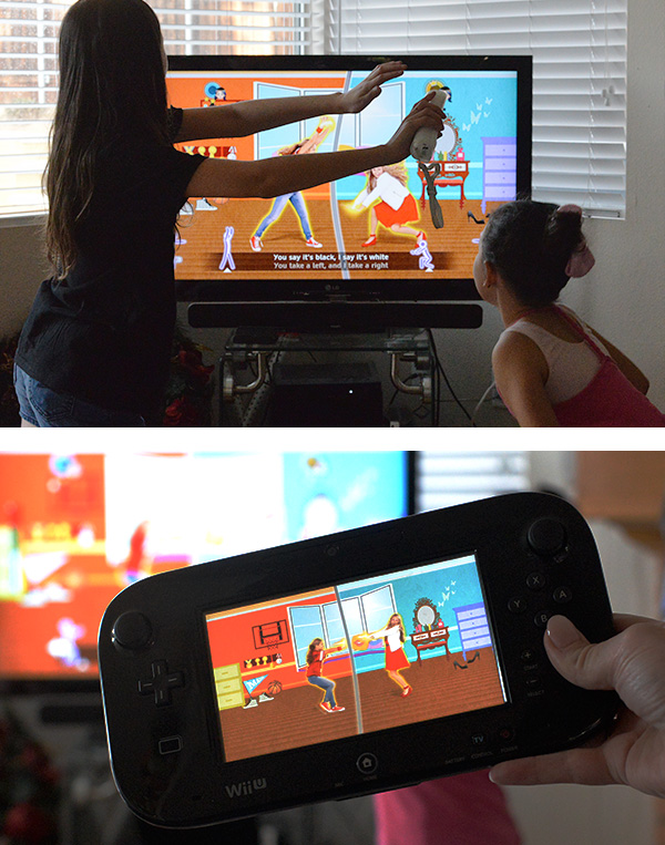 Just Dance Disney Party 2 Game For Sisters Wii U