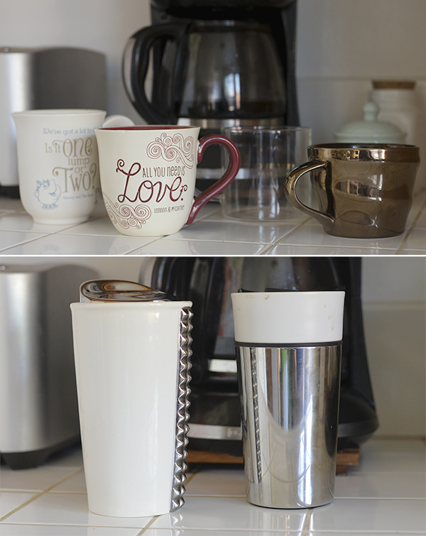 coffee cups no more paper cups