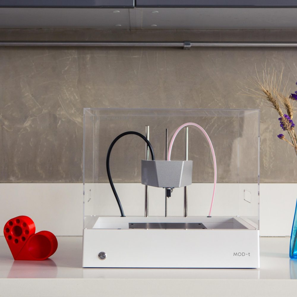 New Matter is Bringing 3D Printing into the Home