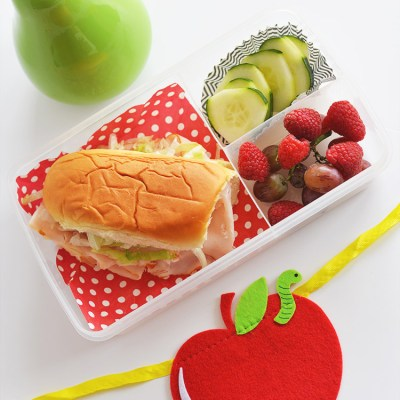 Stress Free Back-to-School – 3 Simple Meal Ideas