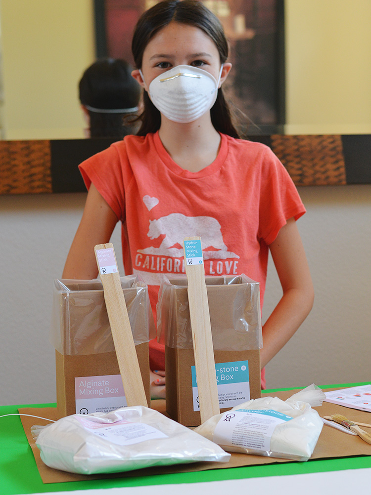 Marky Box Hand Casting Kit
