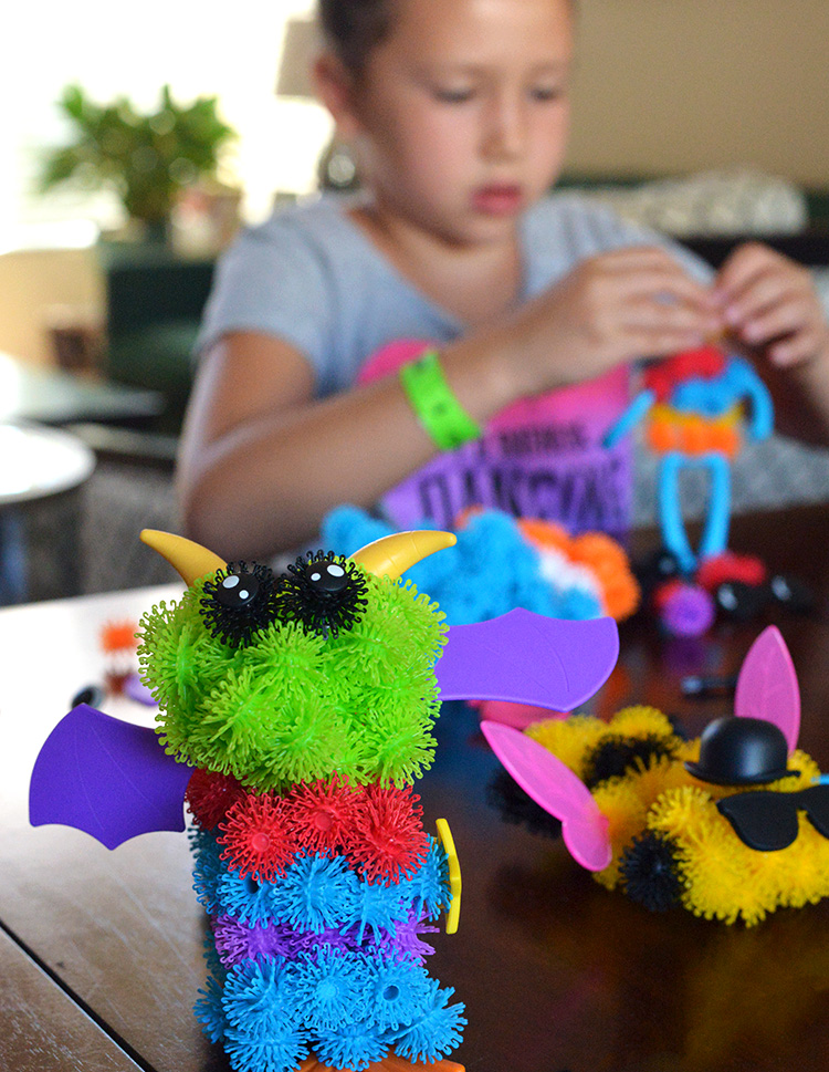 Bunchems Alive Creating Fun Creatures Easy - Giveaway