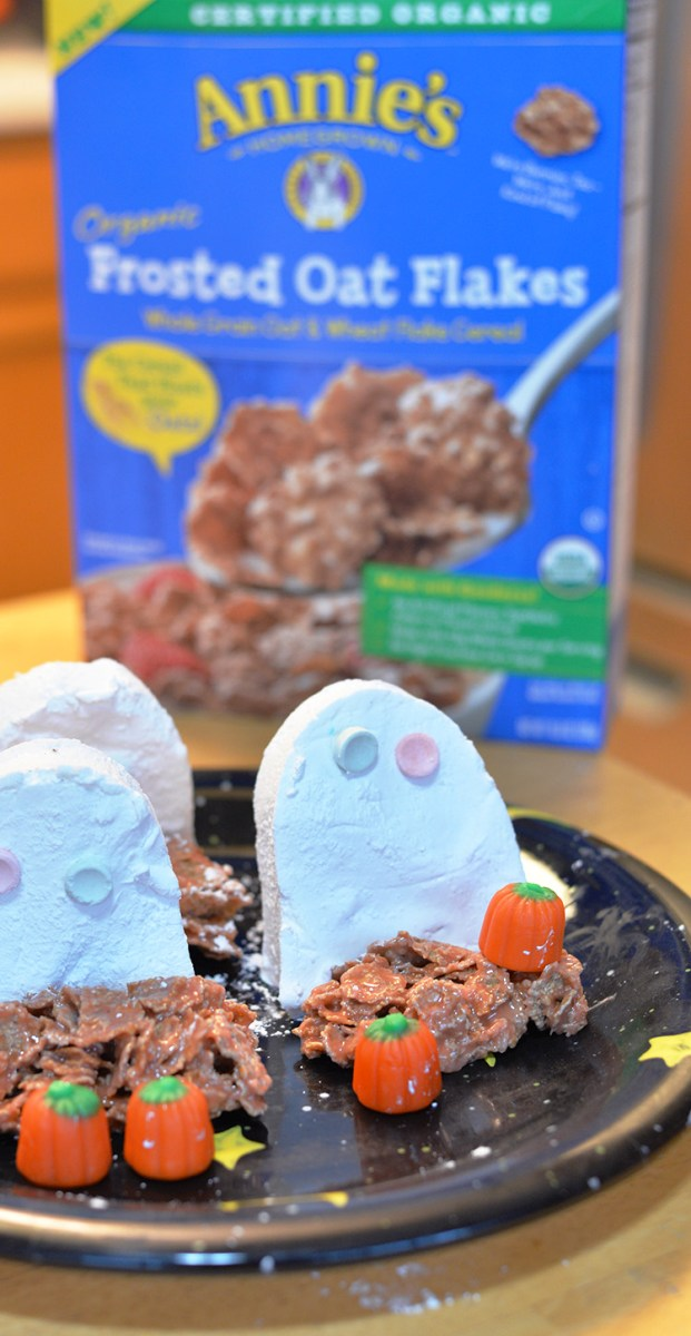 Organic For Everybunny - Haunted Halloween Haystacks