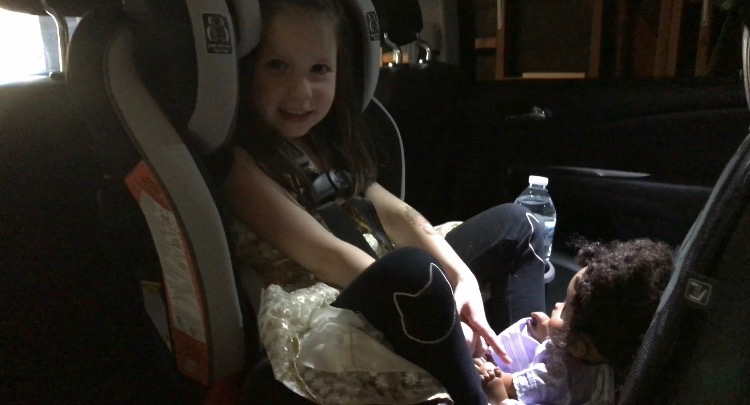 Travel Safely This Winter – Graco Extend2Fit 3-in-1 Car Seat
