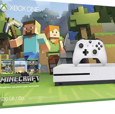 Minecraft  Xbox One S Now at Best Buy