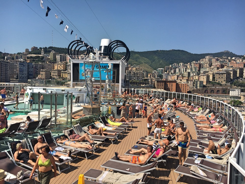 MSC Seaview Review 2019  Our Guide To MSC Cruises New