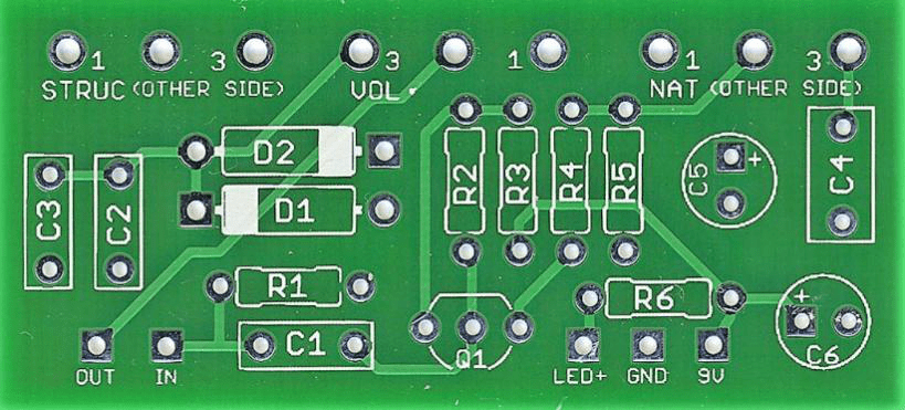 Simple Circuit Board Design The Circuit Board Simple