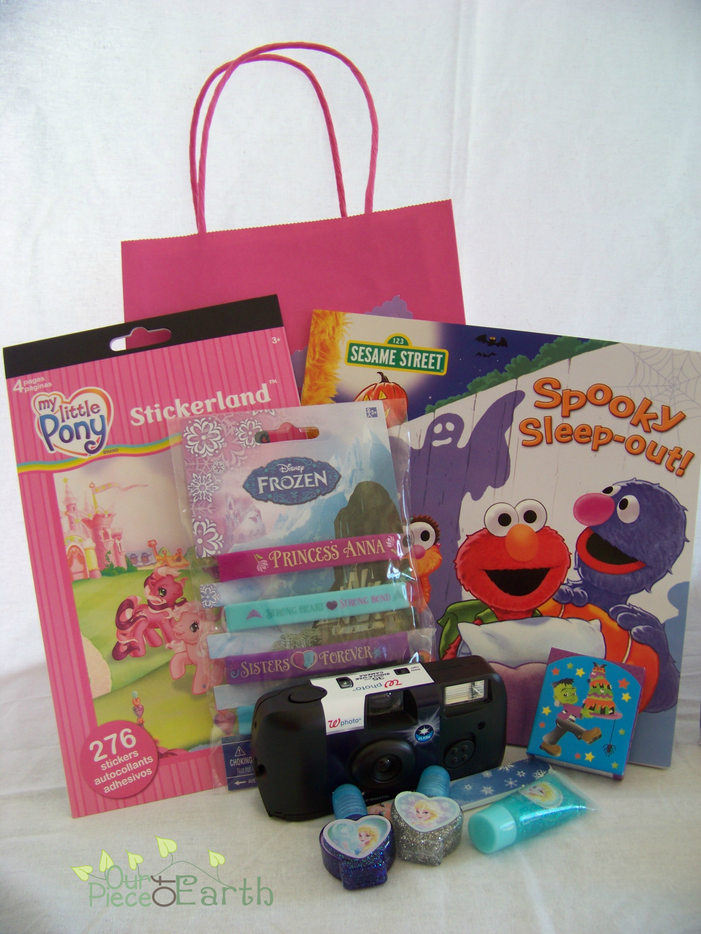 Big Sister / Big Brother Gift Bags - Our Piece of Earth