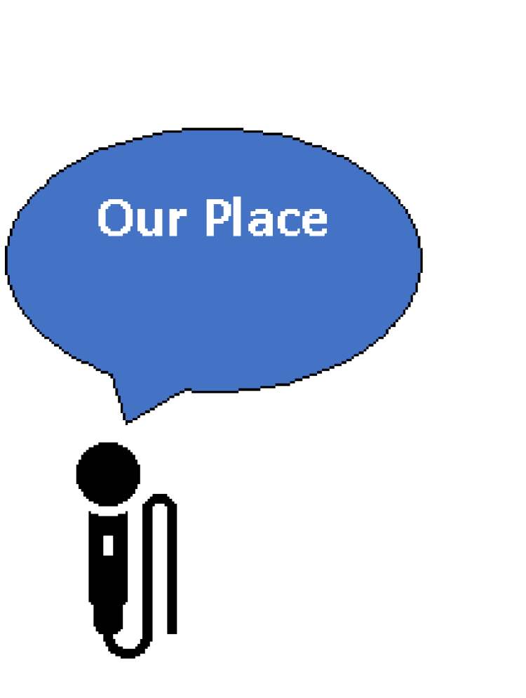 Our Place Cover