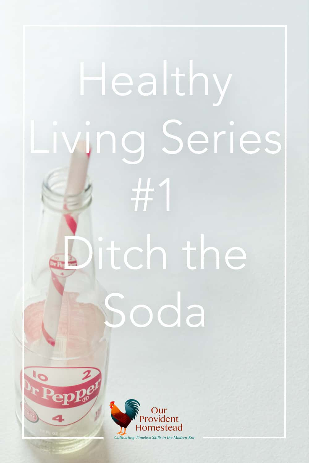 Are you addicted to soda or diet soda? We discuss ways to ditch the soda and chose healthier beverages for a healthier life. Healthy Living | Quit Soda | Healthy Habits