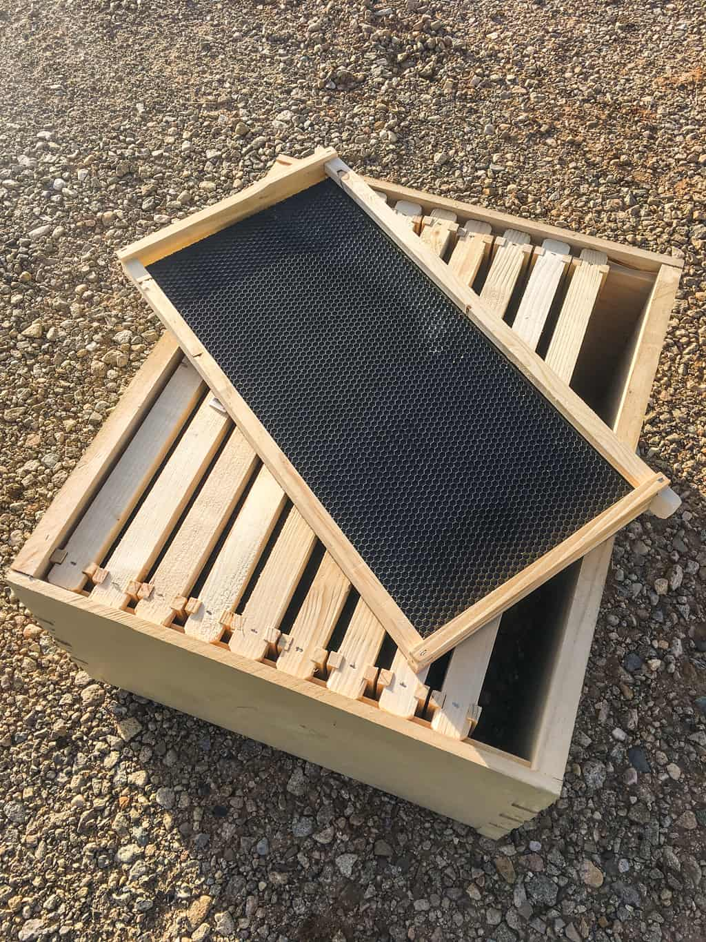 Are you interested in adding bees to your homestead? We are discussing beehives and what you need to get ready for bees on your property. Beginner Beekeeping   Building Beehives   New Beehive