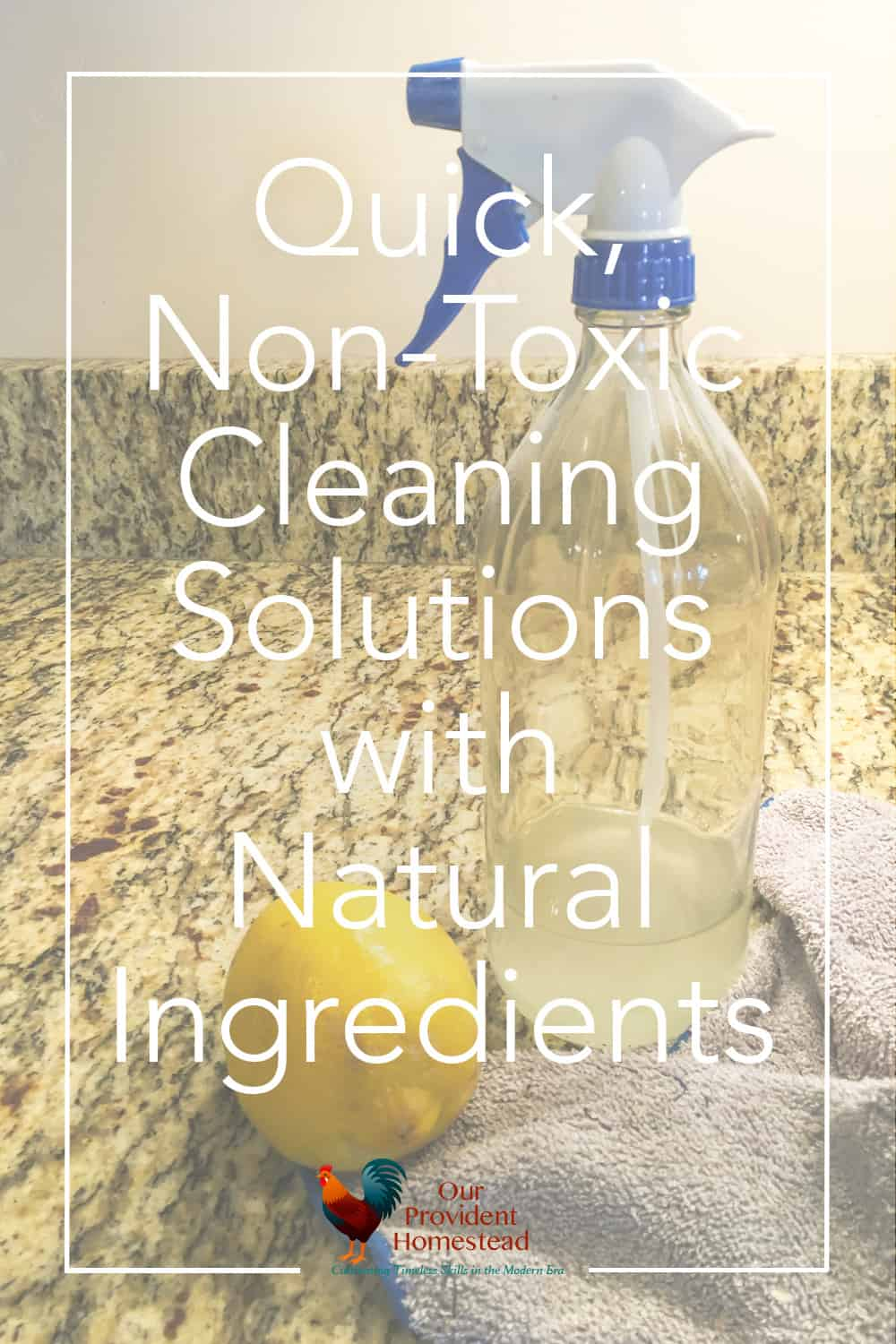 Do you love natural cleaning recipes? We have 10 recipes for natural cleaners plus tips, tricks and a shopping list to make them at home. #naturalcleaners #cleaninghacks #springcleaning #homemaking