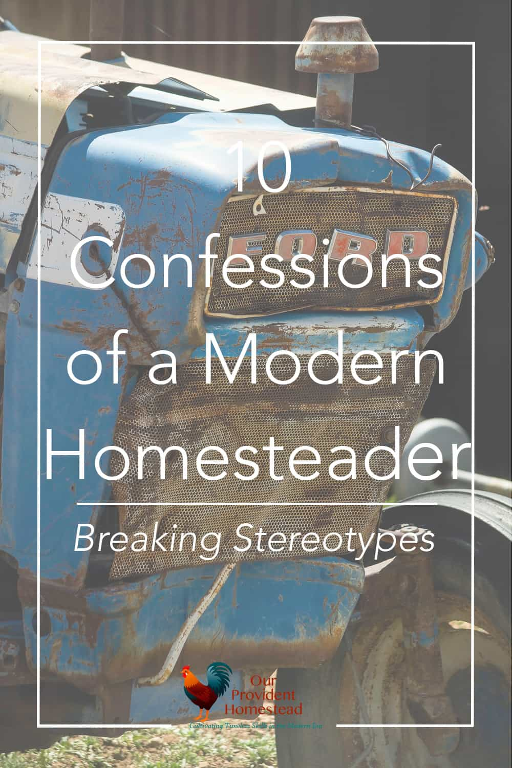 What do you think a modern homesteader should be like? Click here to see my 10 confessions of a modern homesteader and how to break the stereotypes. Confessions | Homesteading for Beginners | Modern Homesteading