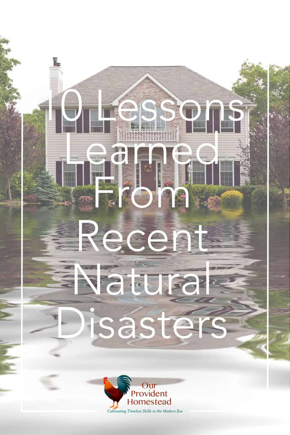 Do all of the natural disasters on the news scare you? Click here to see what you can do to protect your family for future emergencies. #emergencypreparedness #survivaltips #naturaldisasters
