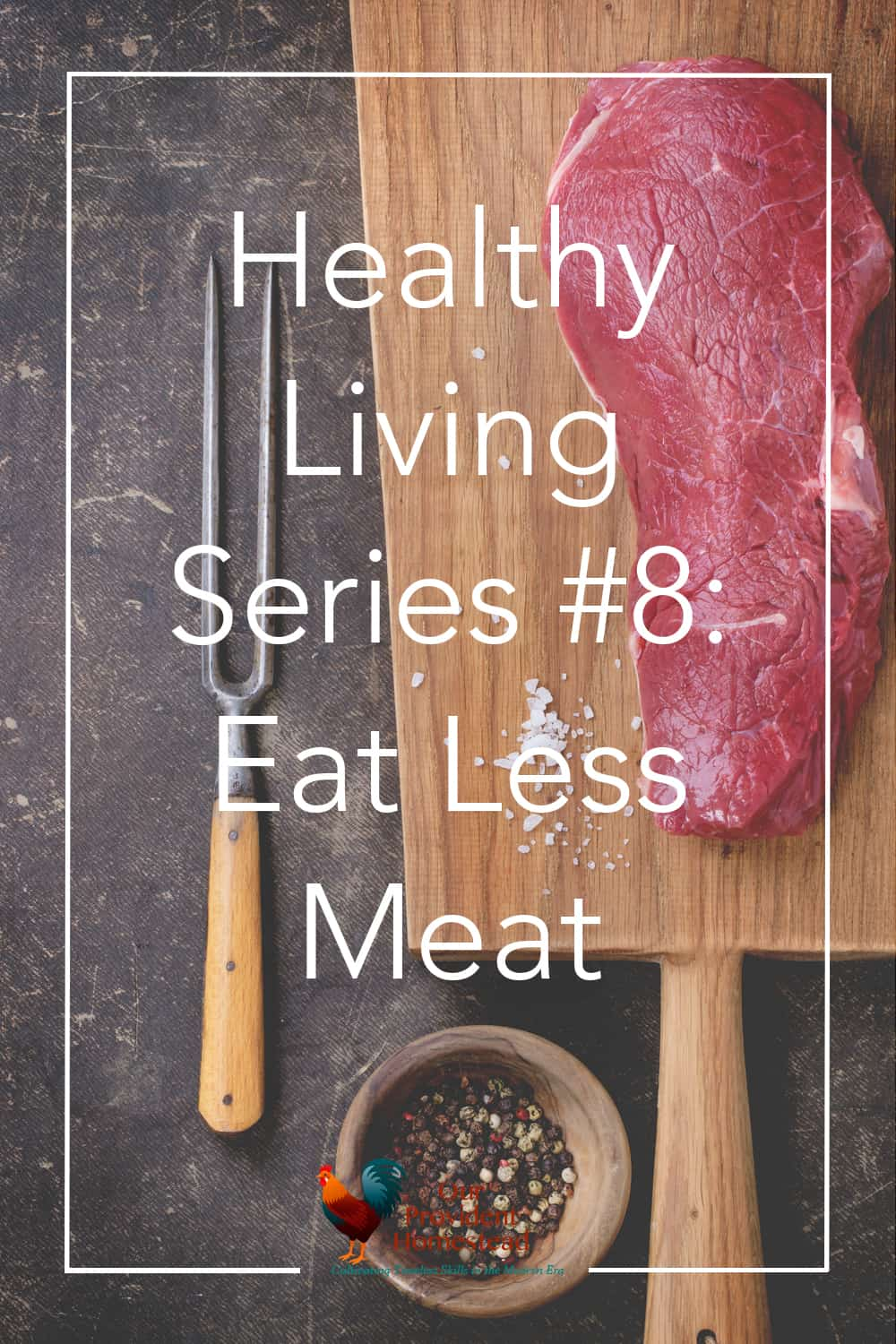 Do you love meat? Click here to see how eating less meat can help you live a healthier lifestyle and increase your quality of life. Eat Less Meat | Dangers of Eating Meat | Meatless Mondays
