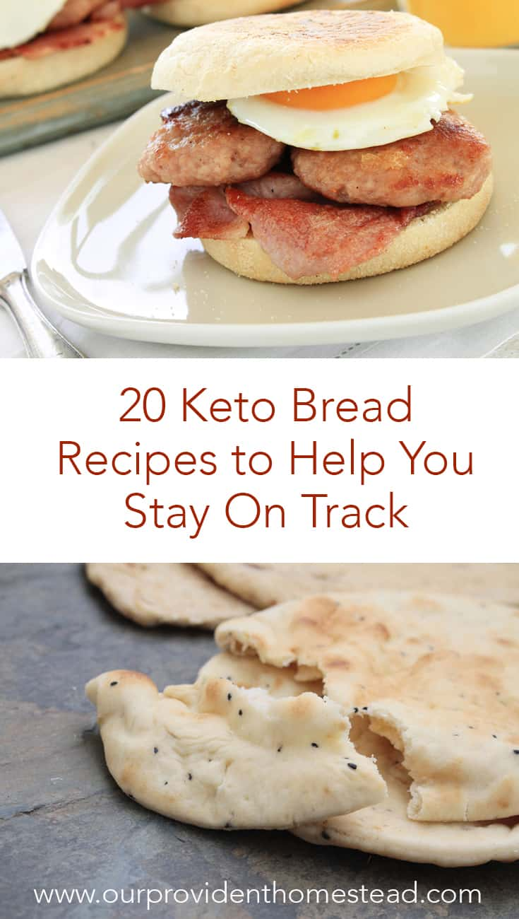 Are you on the keto diet plan? Click here to see 20 easy keto bread recipes for beginners to help you stay on track and see how good a low carb diet can be! #keto #ketorecipes #ketodiet #ketolife #ketobread #lowcarb #lowcarbbread #lowcarbrecipes