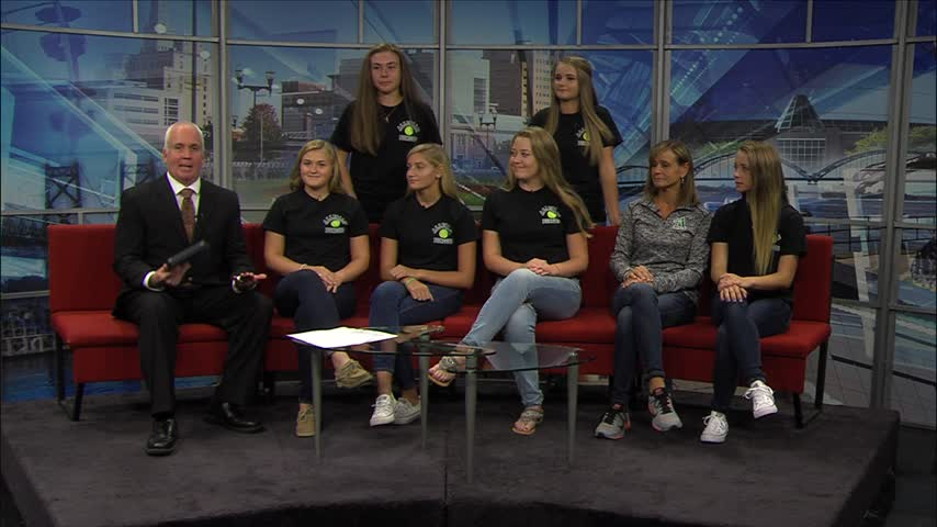 Alleman Tennis stars on FOX 18 Sports Sunday