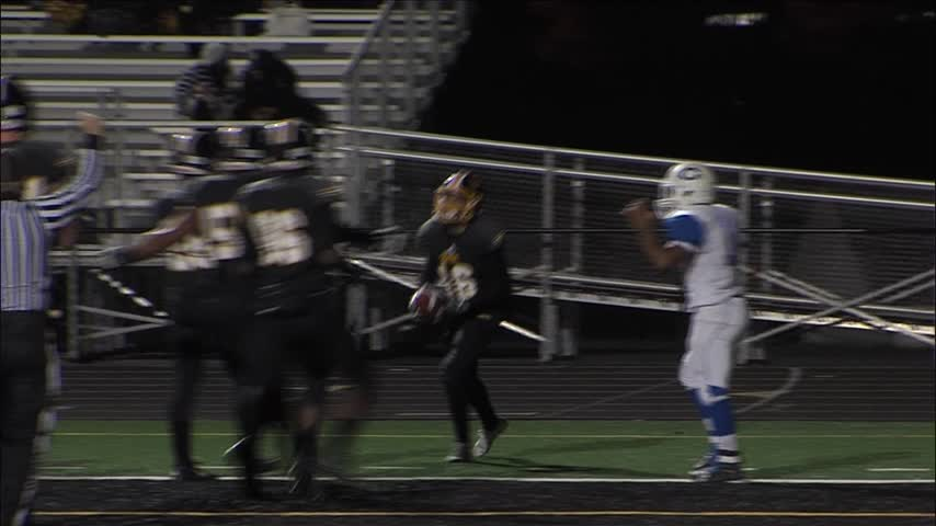 Bettendorf Football ready for playoff excitement