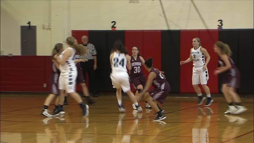 Bureau Valley Girls Basketball tops Rockridge 49-32