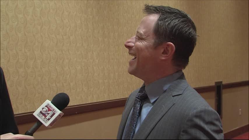 Part One: Adam Rossow interviews Dave Revsine