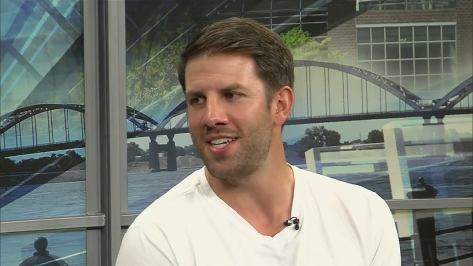 Alex Tanney on Fox 18 Sports Sunday