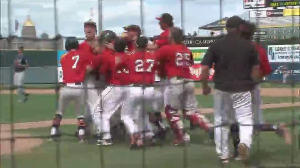 Assumption baseball advances to state title game