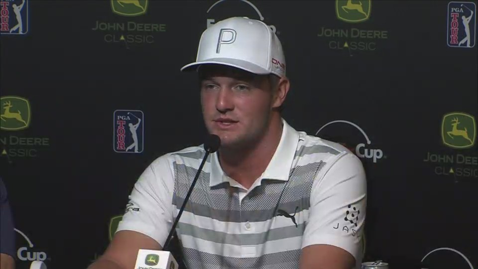 Bryson DeChambeau ready to defend at JDC.