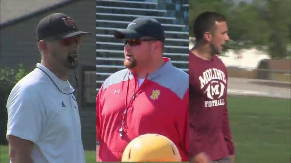 Western Big Six coaches.