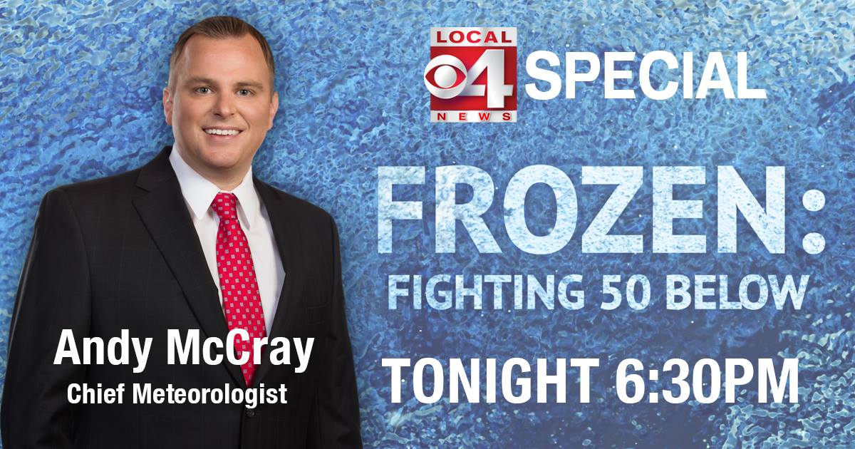 Replay: Local 4 News Special Weather Report