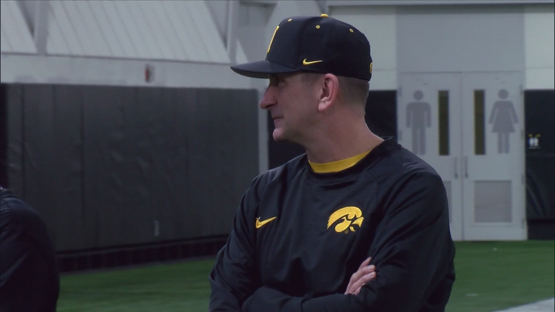 Lineup will have a new look for Iowa baseball
