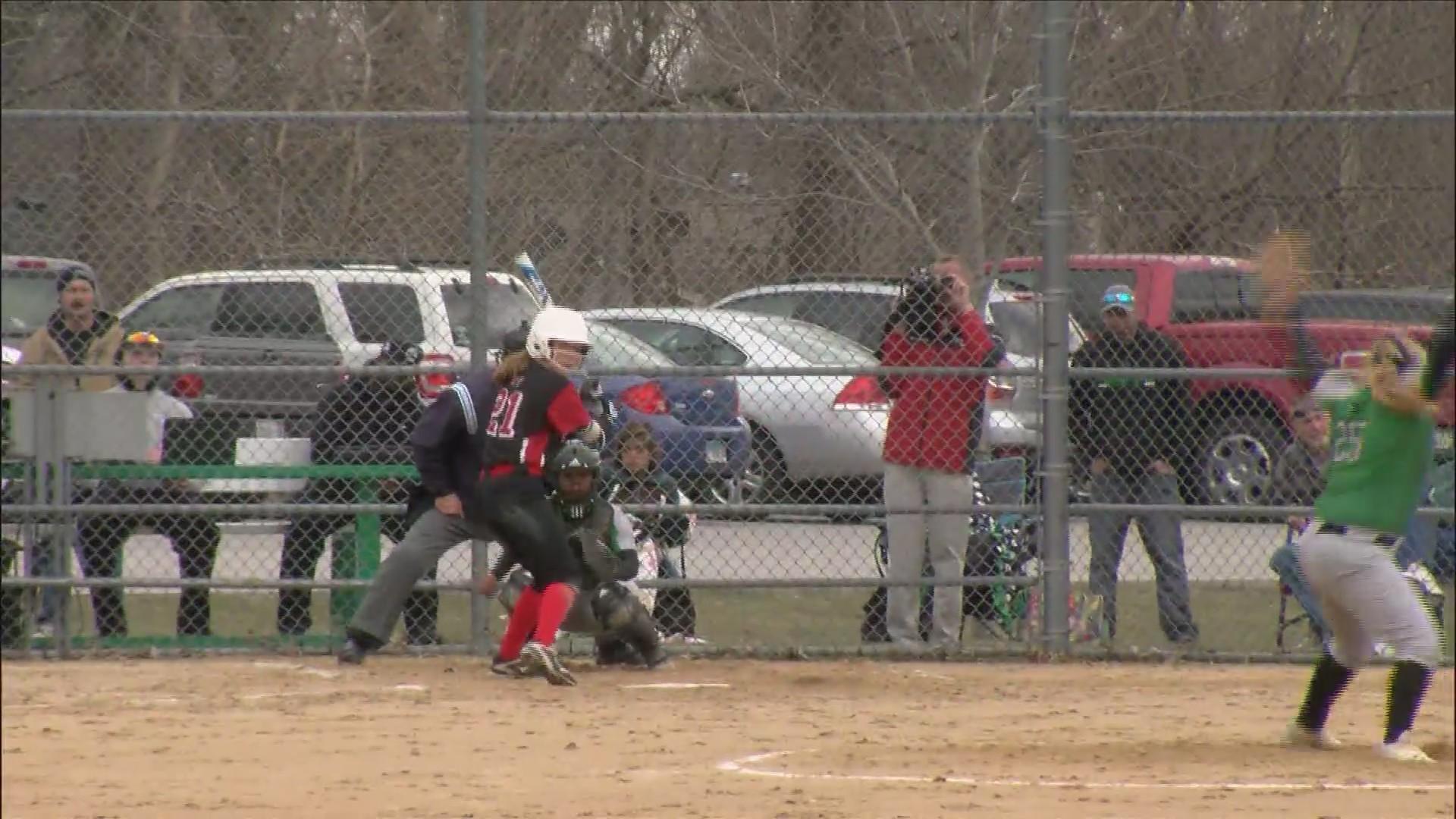 Erie-Prophetstown softball tops Alleman