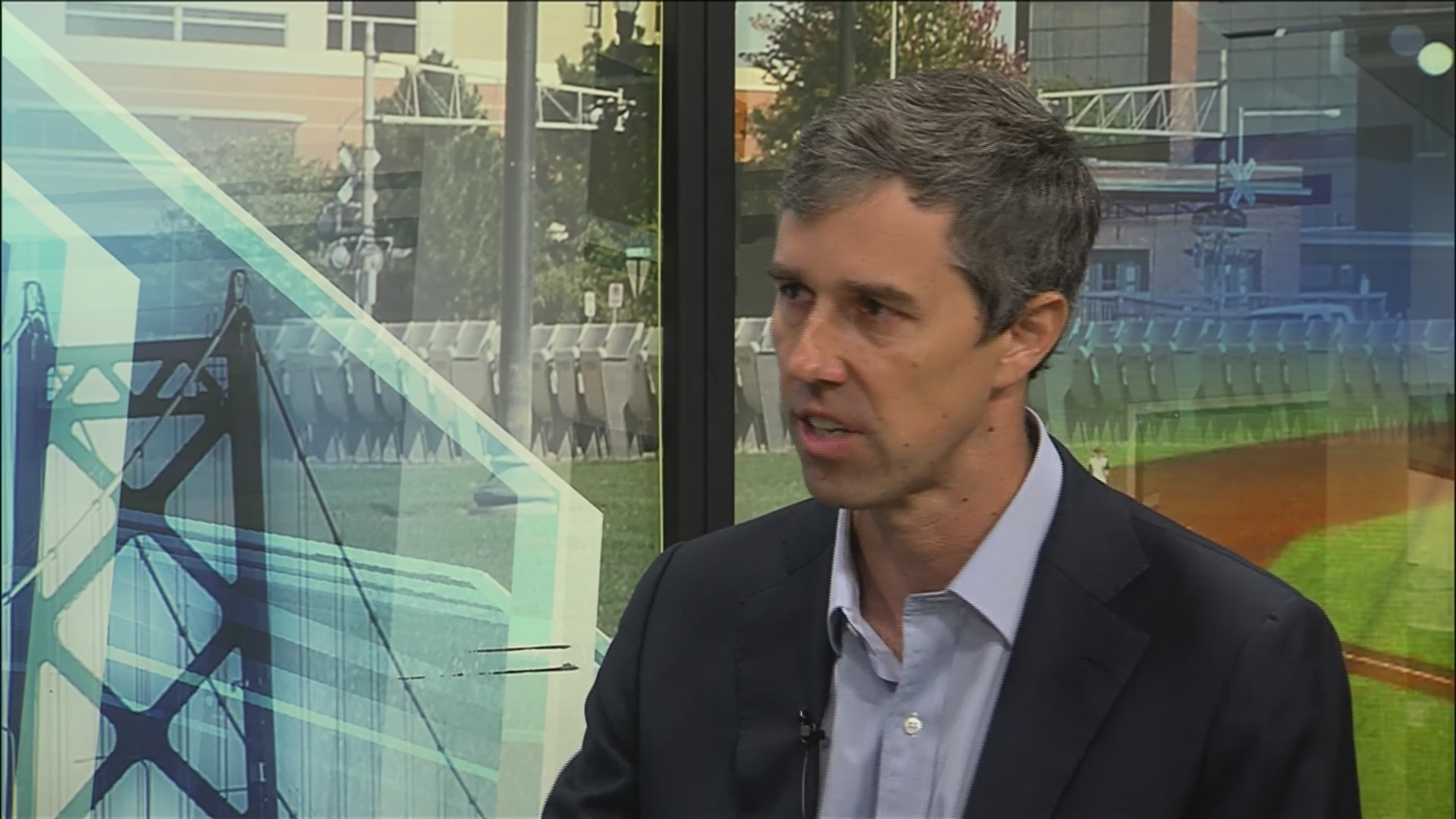 4TR Beto O'Rourke prefers public option over Medicare for All