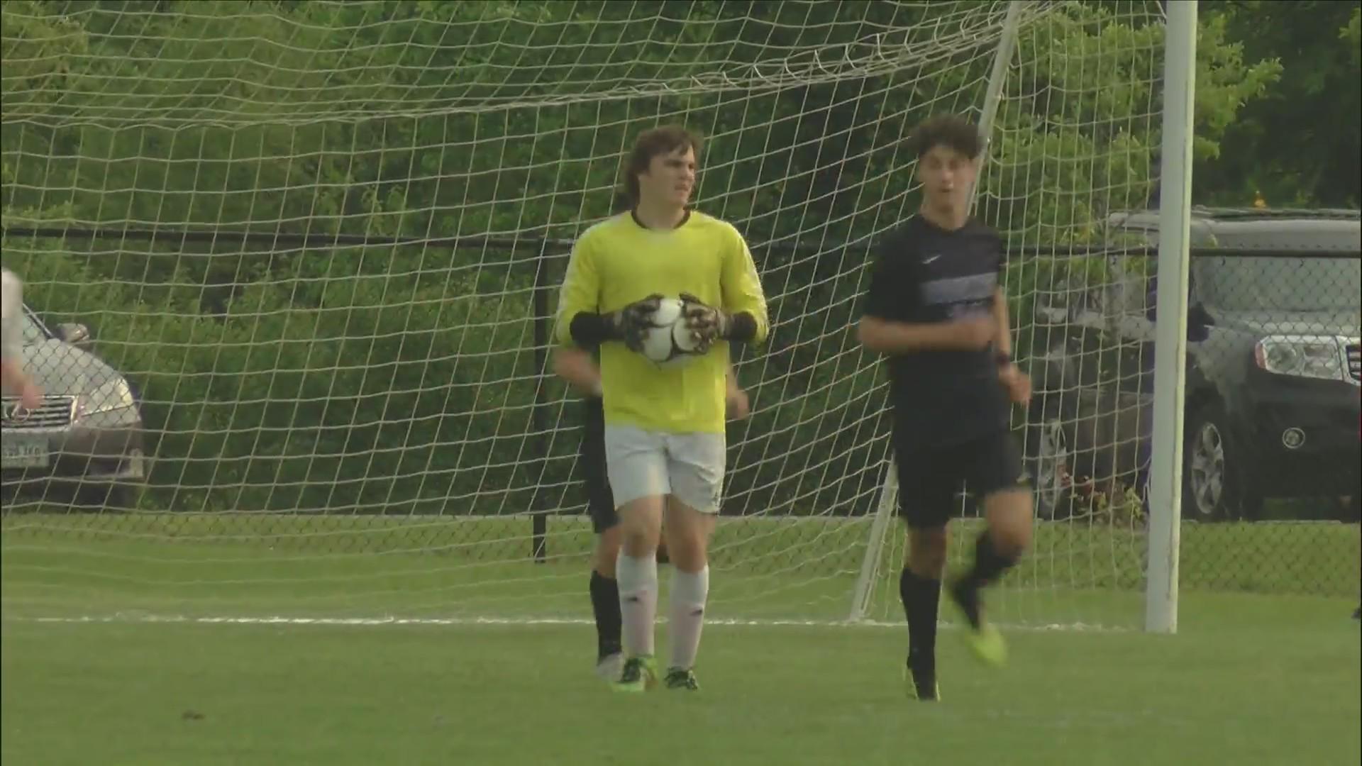 Bettendorf Soccer falls 3-0 to Waukee.