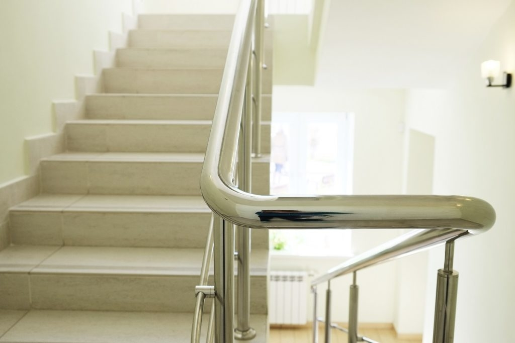 Stair Railing Types Of Handicap Accessible Railing Our Rach   Handicap Handrails For Stairs   Grab Bars   Deck Railing   Stainless Steel   Ada Compliant   Wheelchair Ramp