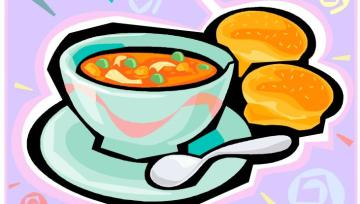 Lent: Thursday Evenings Soup Supper & Prayer