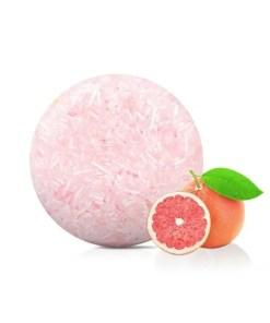 Pink Grapefruit Shampoo Bar - PURC Organic and Handmade - Cover