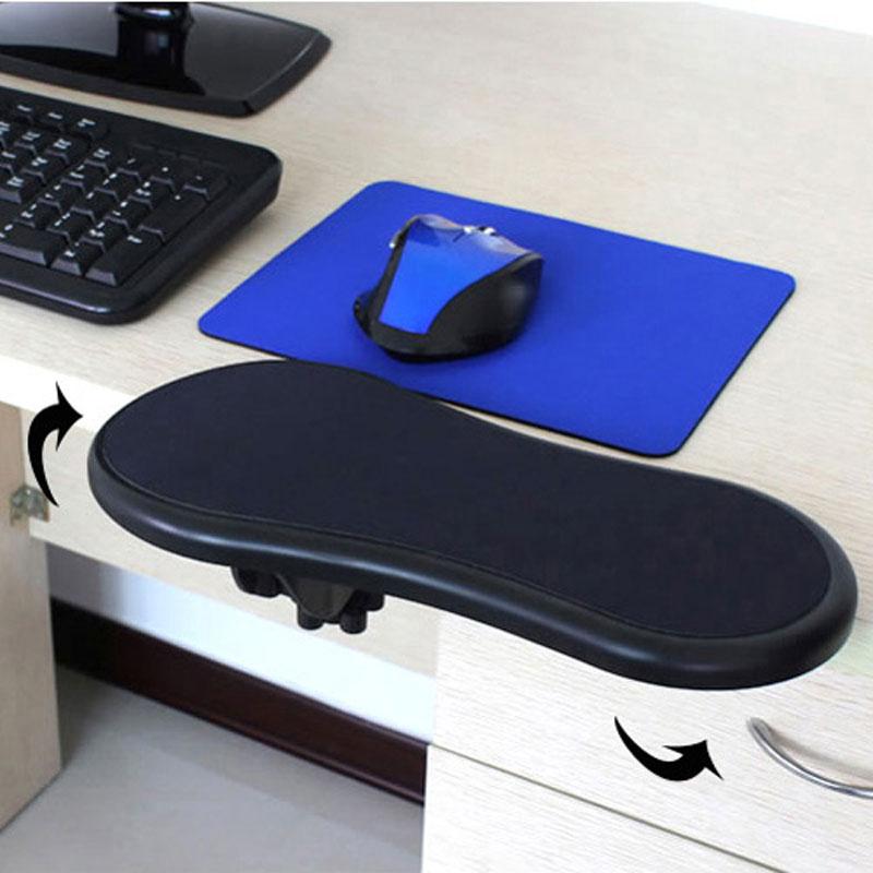 Black RestMan Computer Arm Support Rest Desk Armrest
