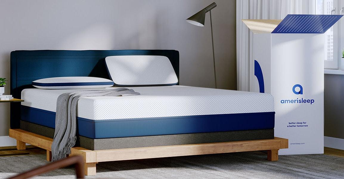 amerisleep as3 mattress