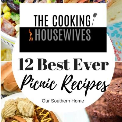 12 Best Ever Picnic Recipes