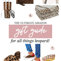 Amazon Leopard Print Gifts