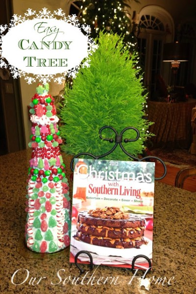 Candy Tree {Tutorial}