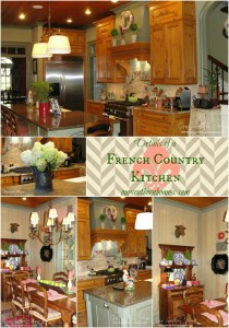 Kitchen Tour {The Details}