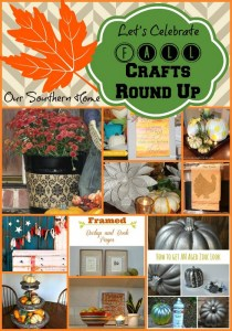 Fall Craft Inspiration {Round Up}